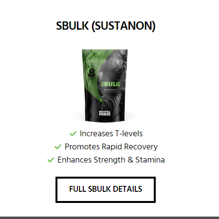 Buy Sbulk from the official website only